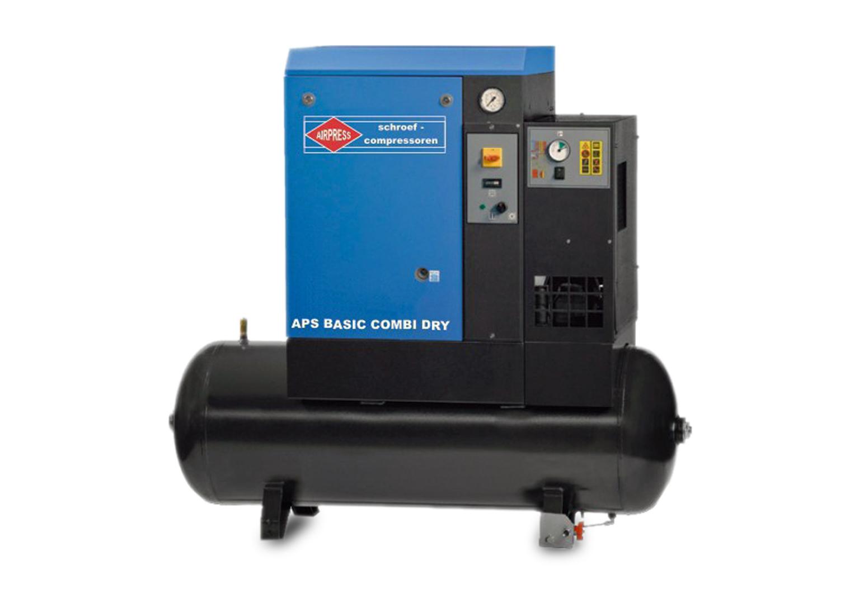 Kompresor Sprężarka śrubowa AIRPRESS APS 5,5 Basic Combi