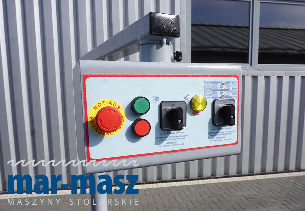 Frezarka dolnowrzecionowa Holzmann FS 300SFP