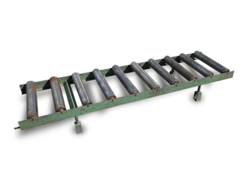Stół rolkowy przenośnik rolki