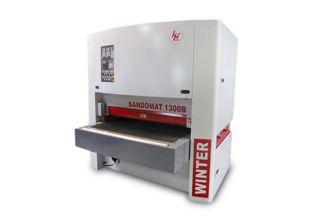 Szlifierka szerokotaśmowa WINTER Sandomat RP 1300