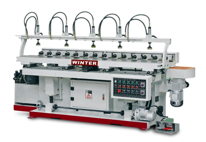 Oscylacja wiertarska wielowrzecionowa WINTER Typ MX 6414