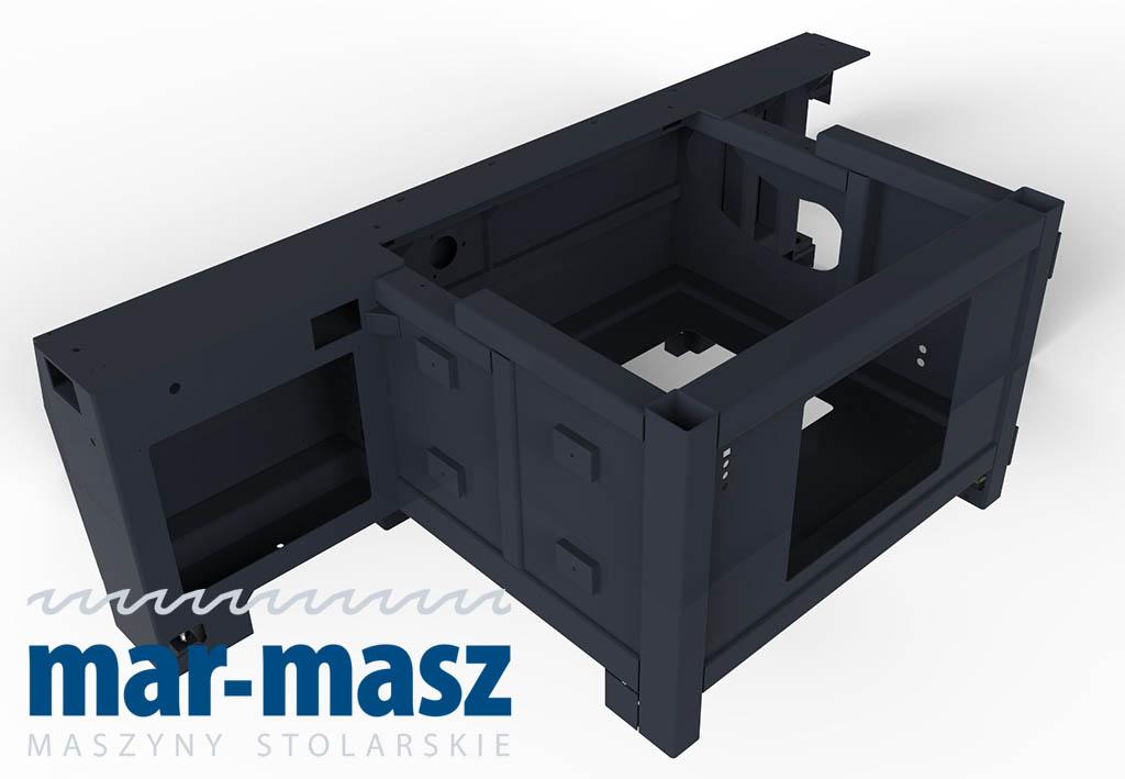 Piła formatowa REMA FX550 – manualna