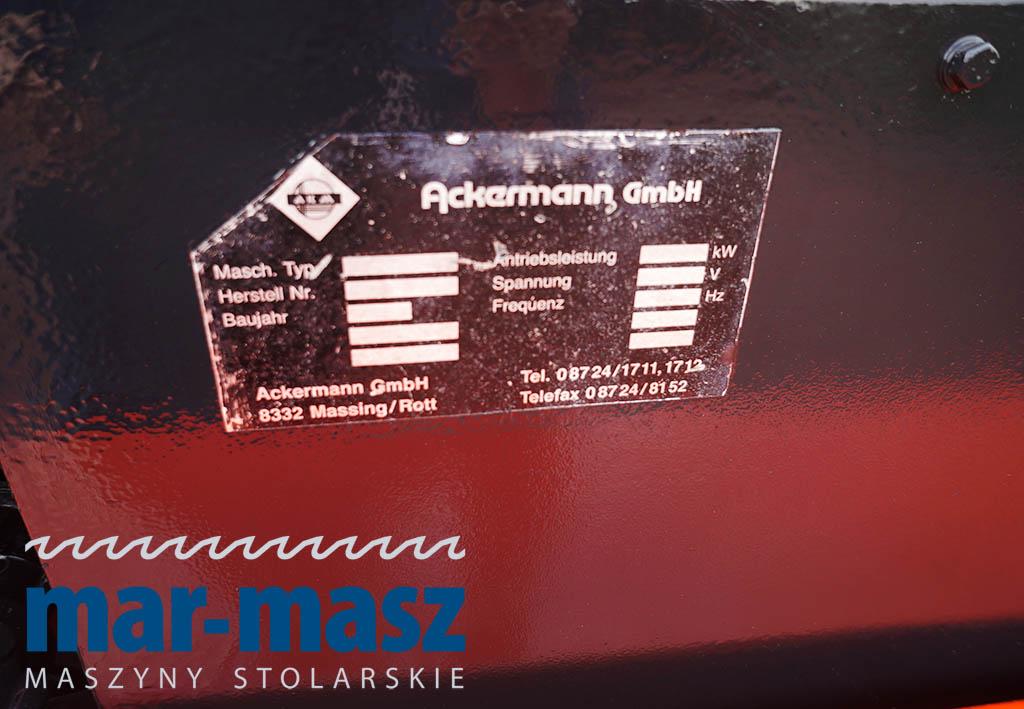 Rębak / Rozdrabniacz ACKERMANN AMD 500