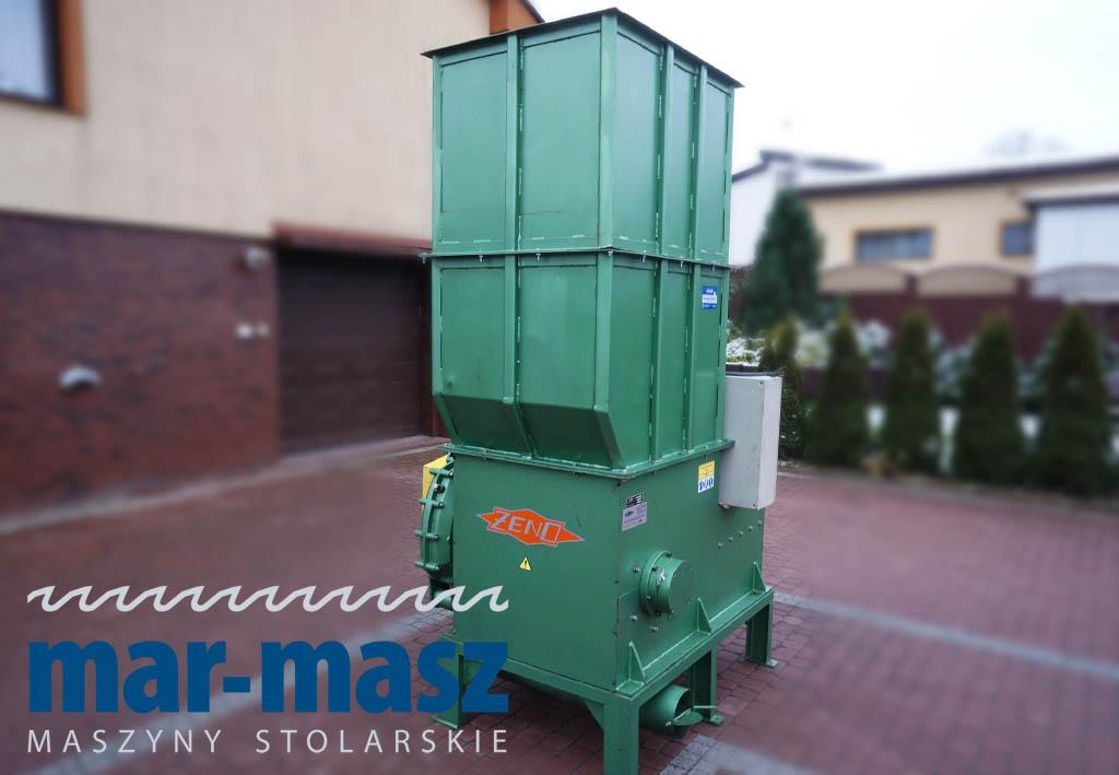 Rębak ŻENO ZTLL 800/1000