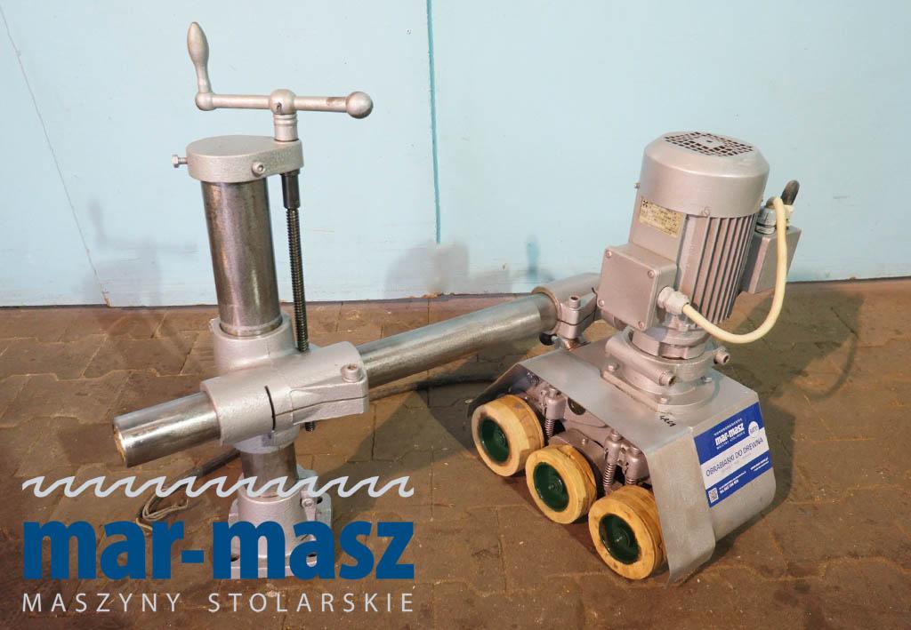 Posuw mechaniczny 3-rolkowy