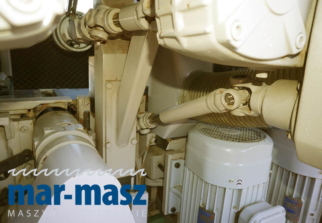 Strugarka czterostronna LEADERMAC WEINIG WINTER GAU JING GL-530CE