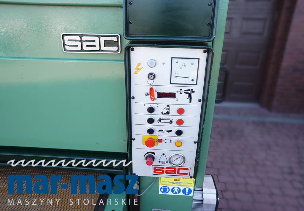 Szlifierka szerokotaśmowa SAC rte.1100