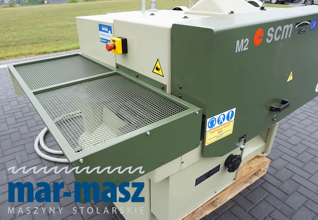 Wielopiła gąsienicowa SCM M2 220/120