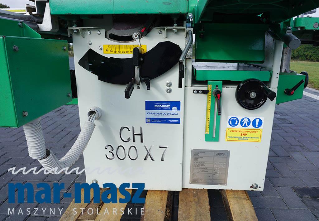 Wieloczynnościowa STETON CH 300X7