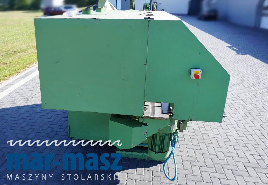 Strugarka czterostronna TOS SVITAVY FWP 22