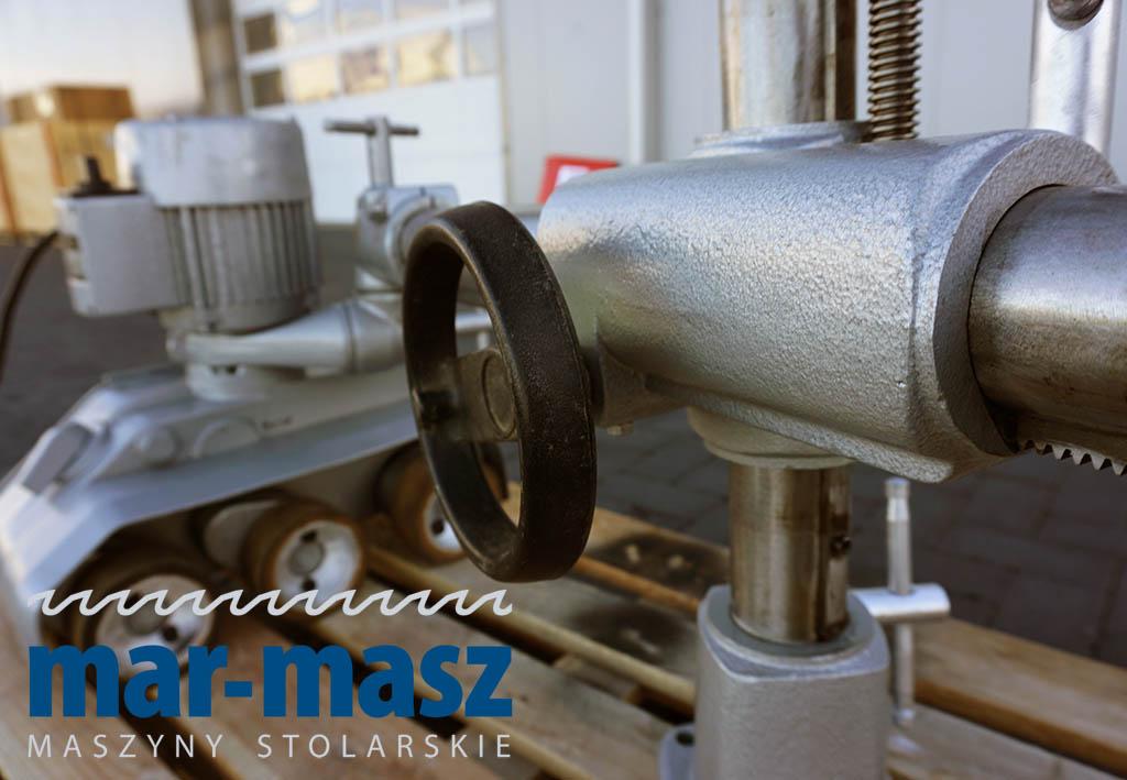 Posuw mechaniczny  Holz-Her