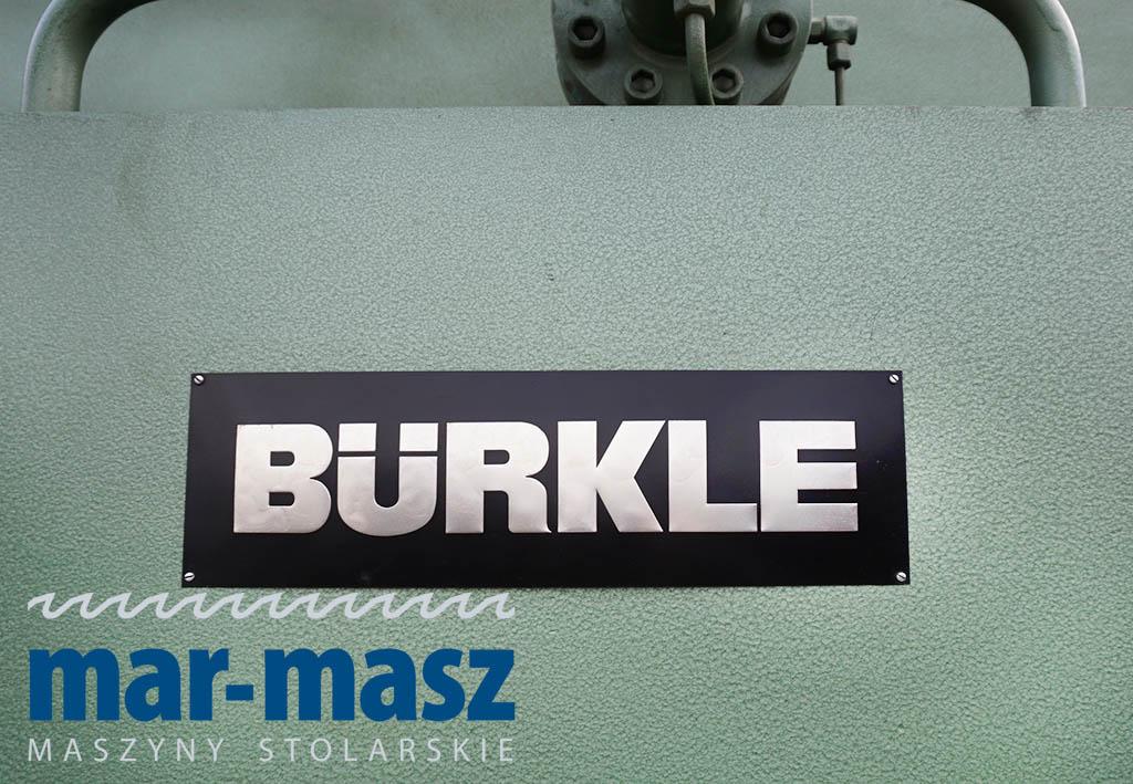 Prasa BURKLE SO/D 150