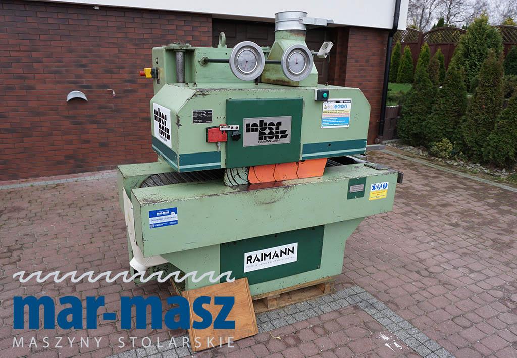 Wielopiła gąsienicowa RAIMANN KS 230 / 250