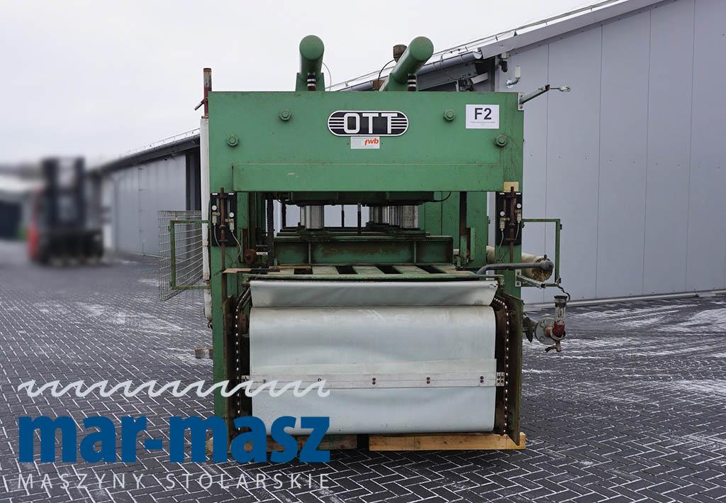 Prasa przelotowa OTT D99