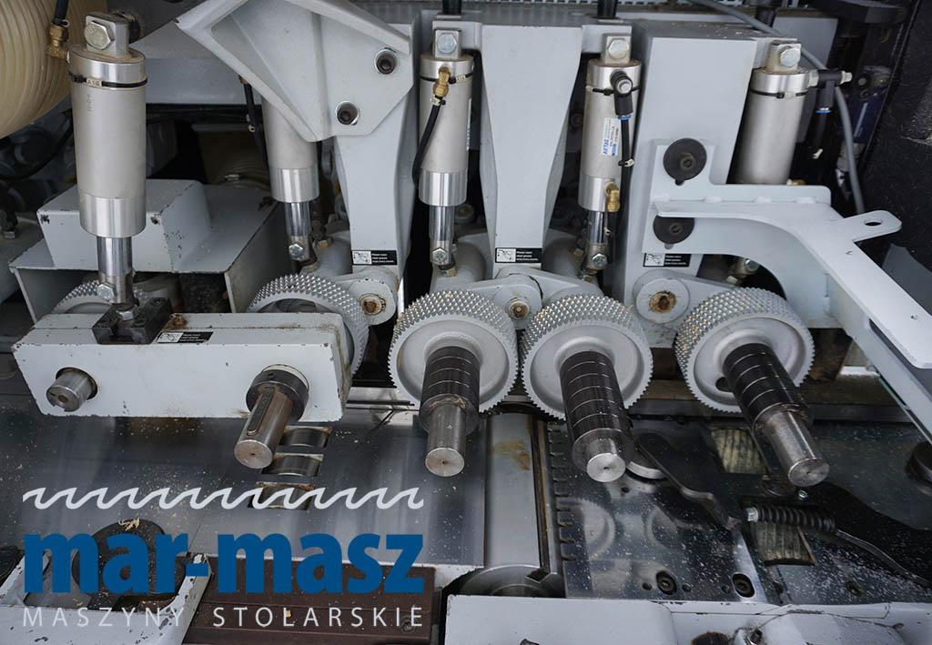 Strugarka czterostronna KUPER SWT 23 XLS-9D LEADERMAC