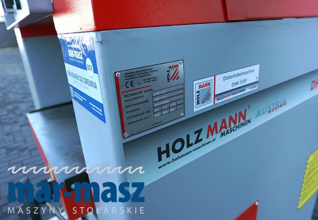 Grubościówka Holzmann DHM 530P