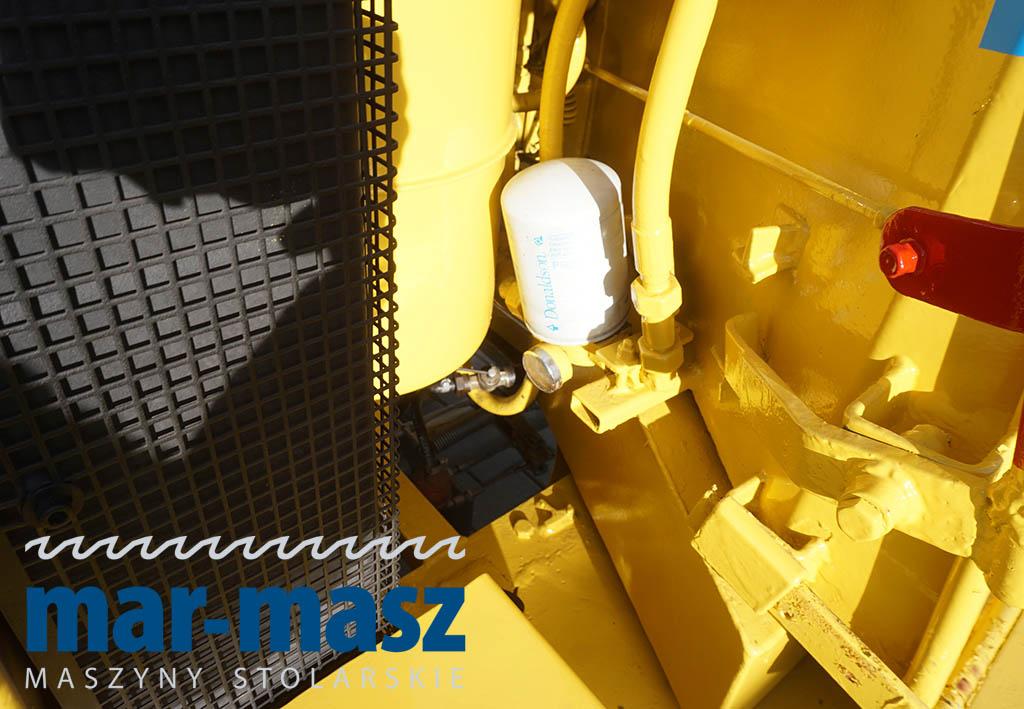 Rębak / Rozdrabniacz spalinowy SCHLIESING 403M