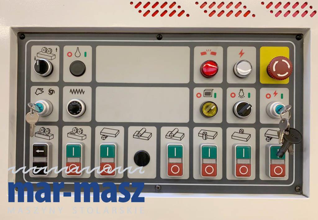 Strugarka czterostronna WINTER TIMBERMAX 5-20 Deluxe