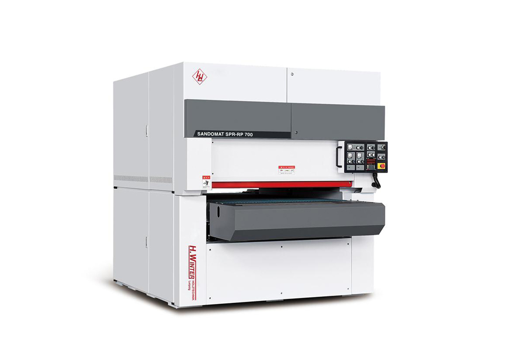 Szlifierka szerokotaśmowa WINTER SANDOMAT SPR-RP 700