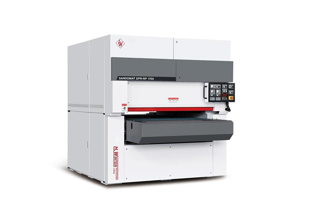 Szlifierka szerokotaśmowa WINTER SANDOMAT SPR-RP 1100