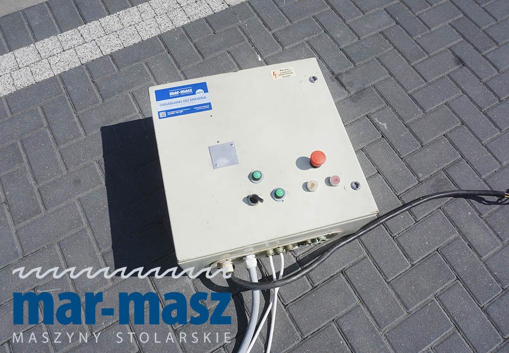 Rębak / Rozdrabniacz ŻENO 400/420E 130