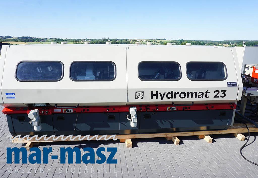Strugarka czterostronna WEINIG  HYDROMAT H 23