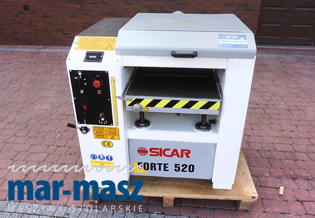 Grubościówka SICAR FORTE 520