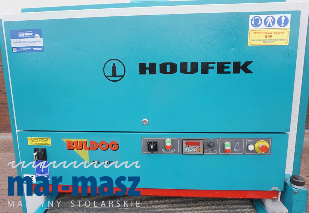 Szlifierka szerokotaśmowa HOUFEK Buldog SPB 1010C