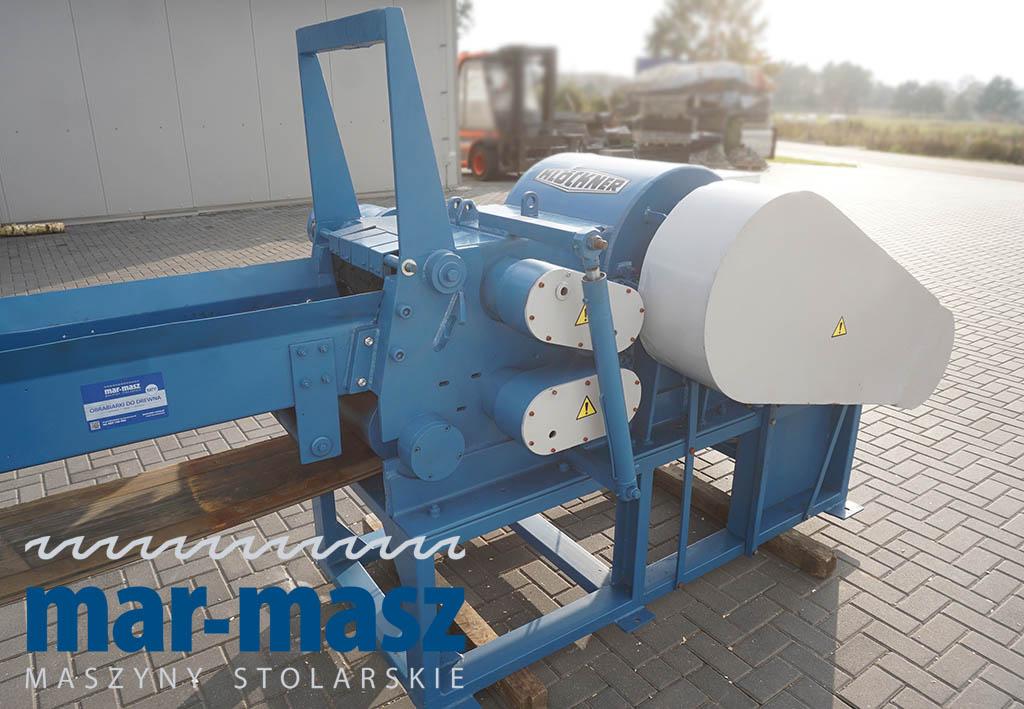 Rębak / Rozdrabniacz KLOCKNER 400×120 H4