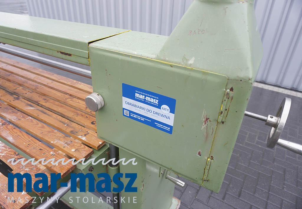 Szlifierka długotaśmowa SAFO DZJA 250