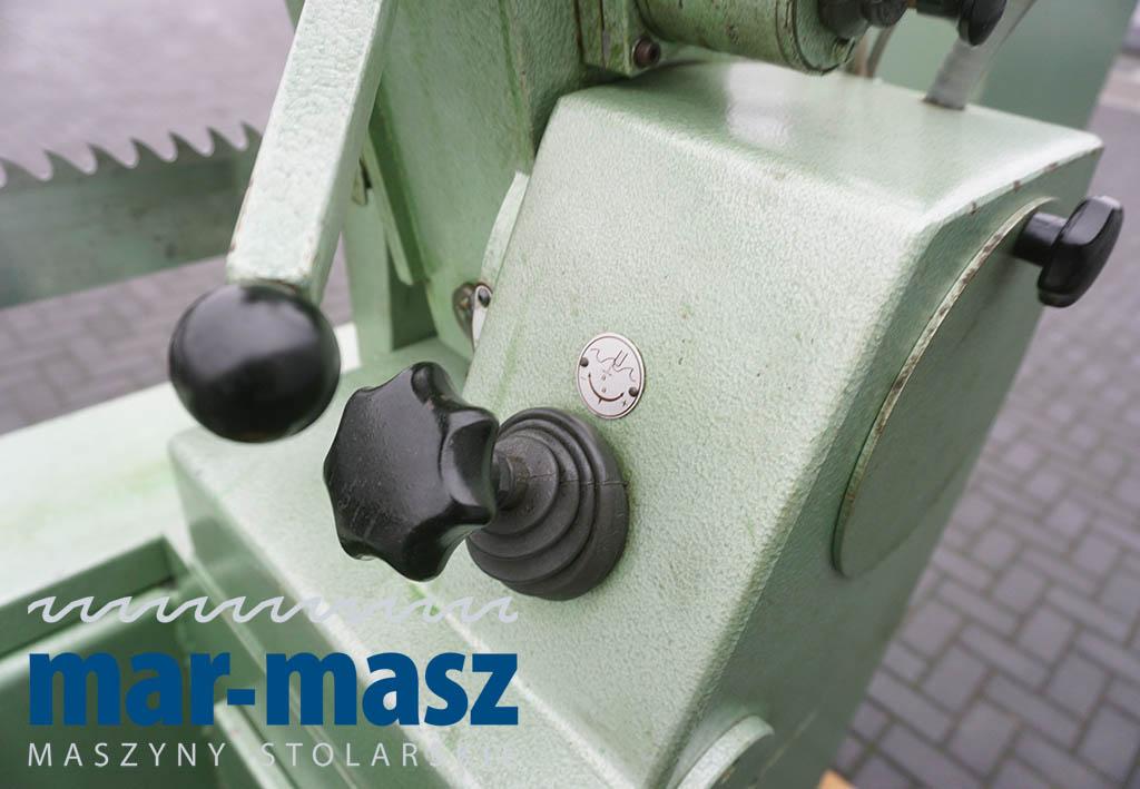 Ostrzałka do pił trakowych Vollmer Rivo R-200 GA