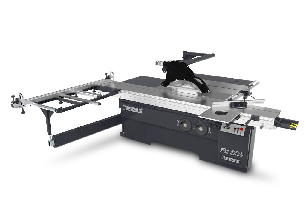 Piła formatowa REMA FX500 – MANUALNA