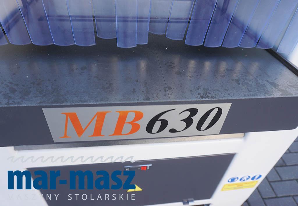 Grubościówka Winter MB 630