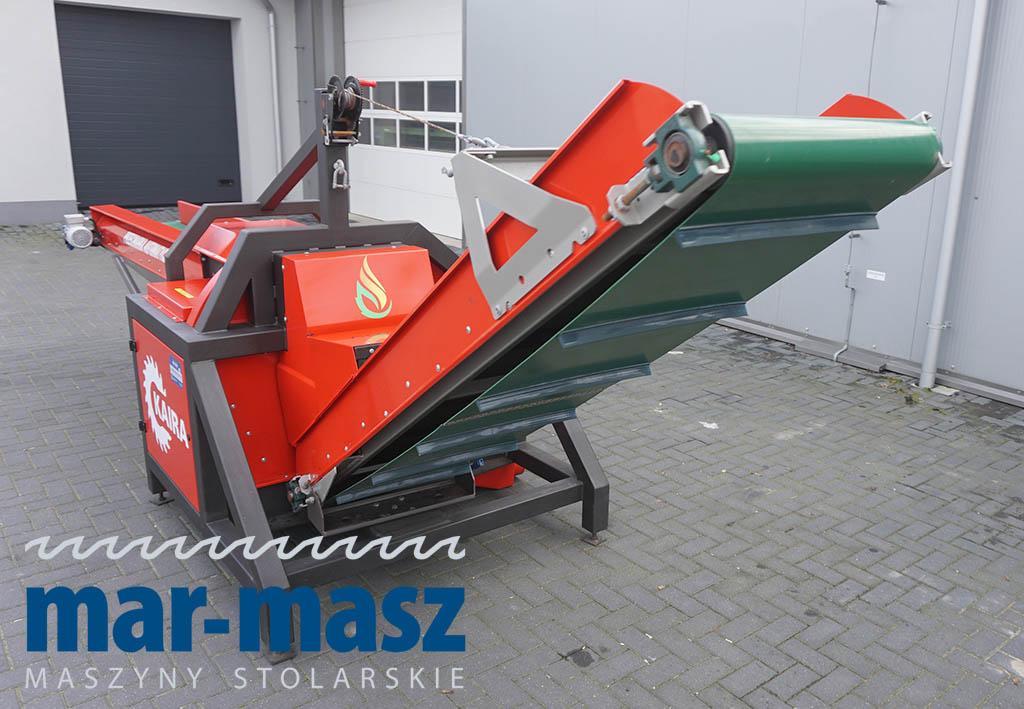 Przecinarka automatyczna do zrzyn KAIRA Profesional PT-700×25
