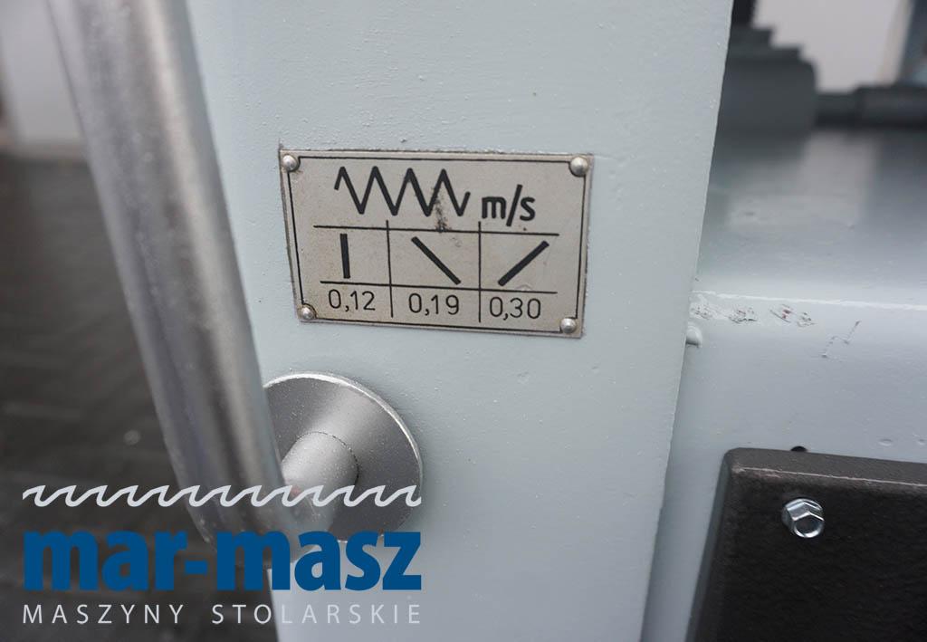 Grubościówka JAROMA DSFA-40