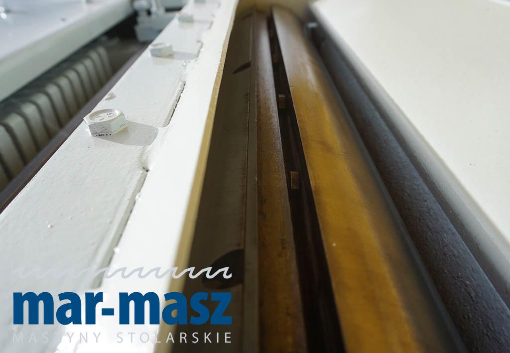 Strugarka trzystronna KOFAMA KORONOWO DSPF-50