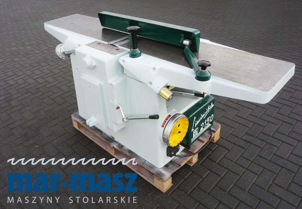 Wyrówniarko – grubościówka SCM 2150