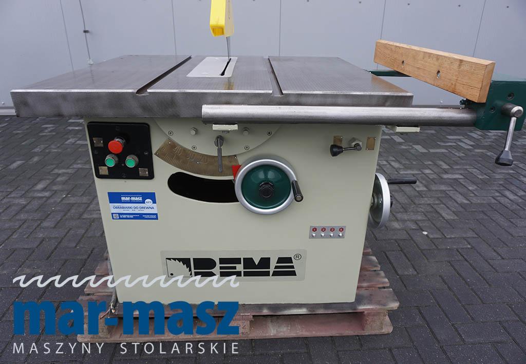 Piła tarczowa REMA DMMA-35
