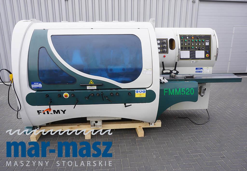 Strugarka czterostronna FIRMY FMM 520