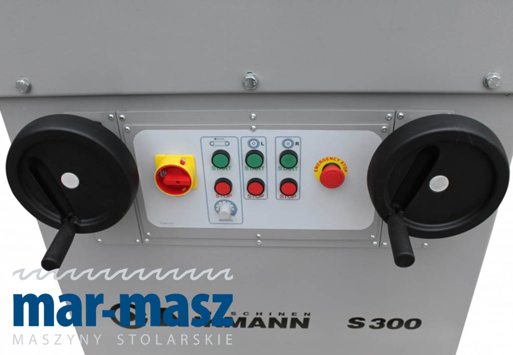 Szczotkarko-postarzarka, strukturyzarka STOMANA S300