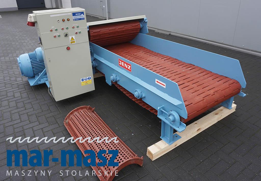 Rębak / Rozdrabniacz JENZ H130-1000E