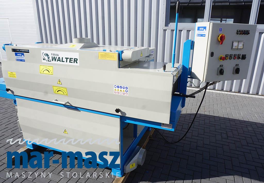 Wielopiła dwuwałowa WALTER WD 250/350