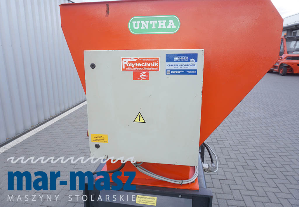 Rębak / Rozdrabniacz UNTHA RS 30S