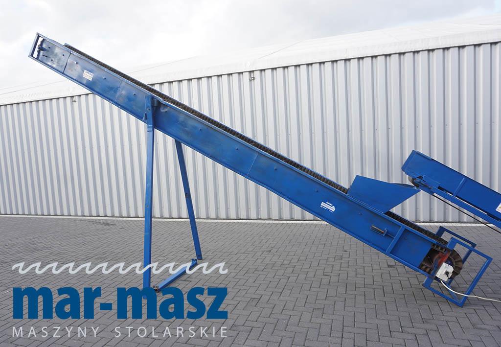 Rębak / Rozdrabniacz SKORPION 280 EB/6