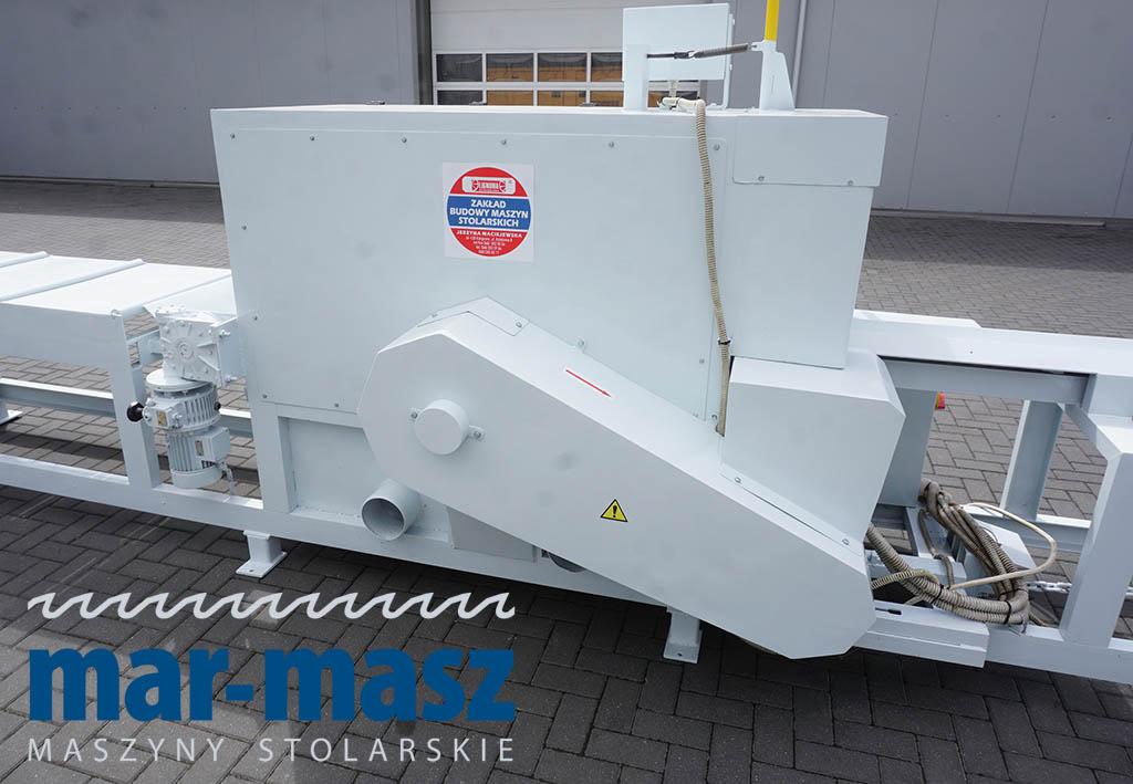 Trak tarczowy Lignuma TR 800