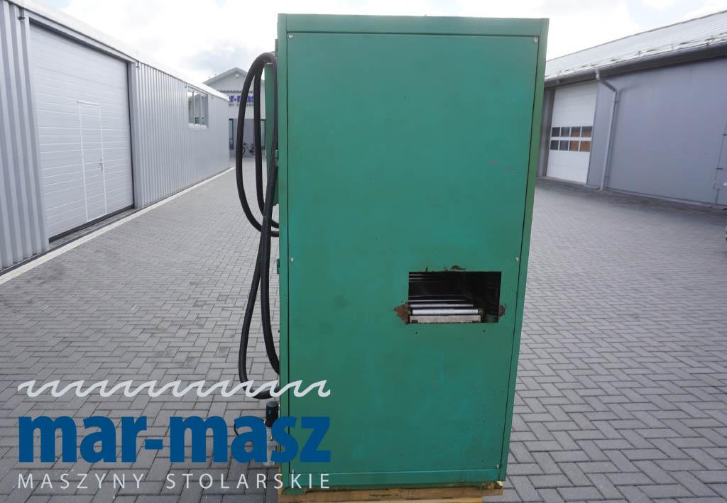 Szlifierka przelotowa KUNDIG ENORM WIN 250