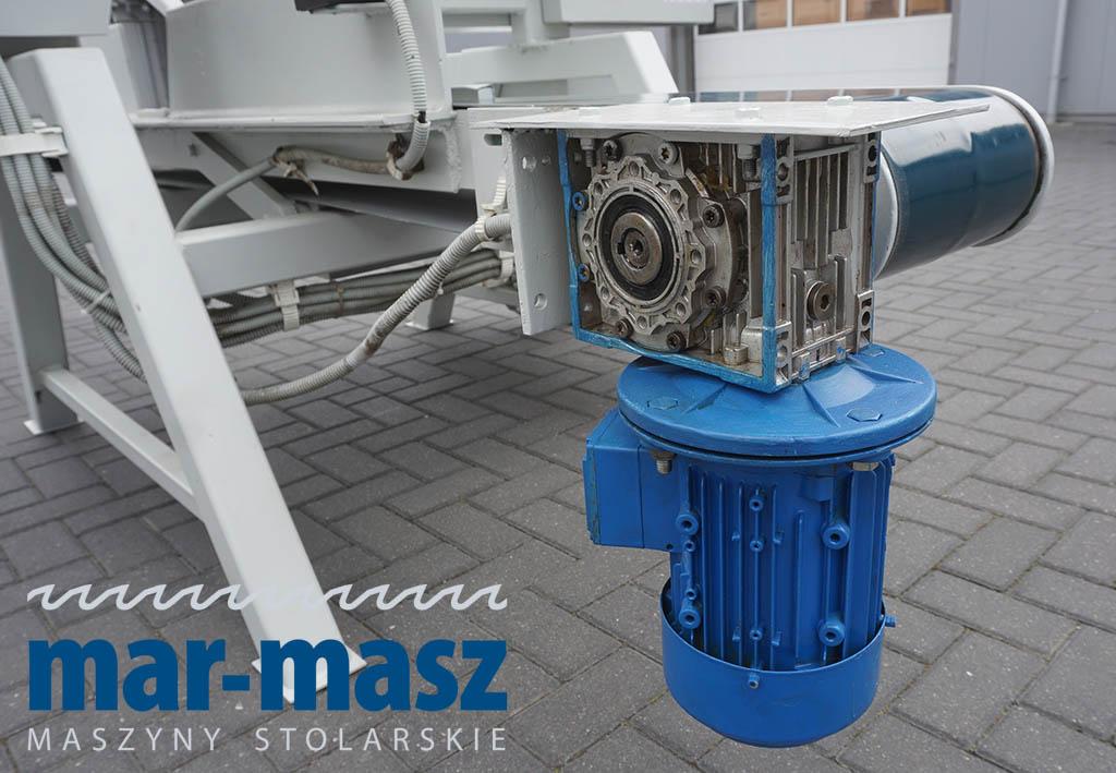 Trak taśmowy LIGNUMA MMM – 700