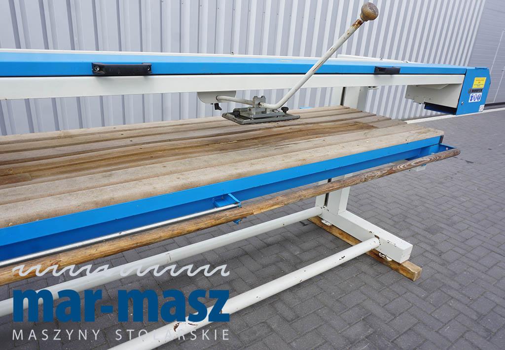 Szlifierka długotaśmowa HOUFEK BASSET 250