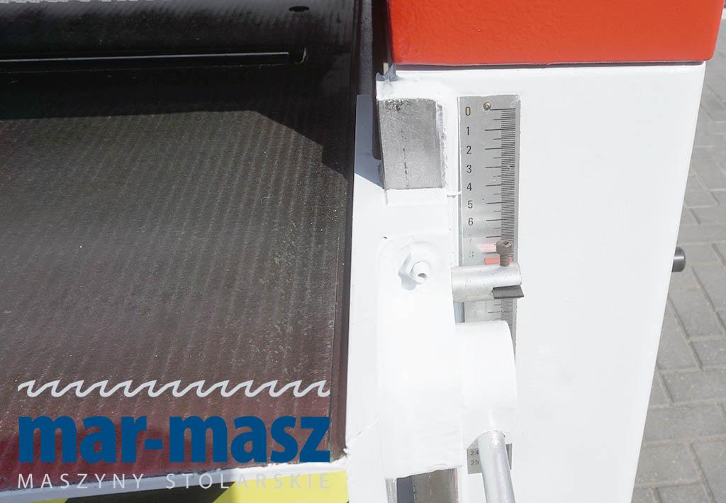 Grubościówka SICMA RT 520