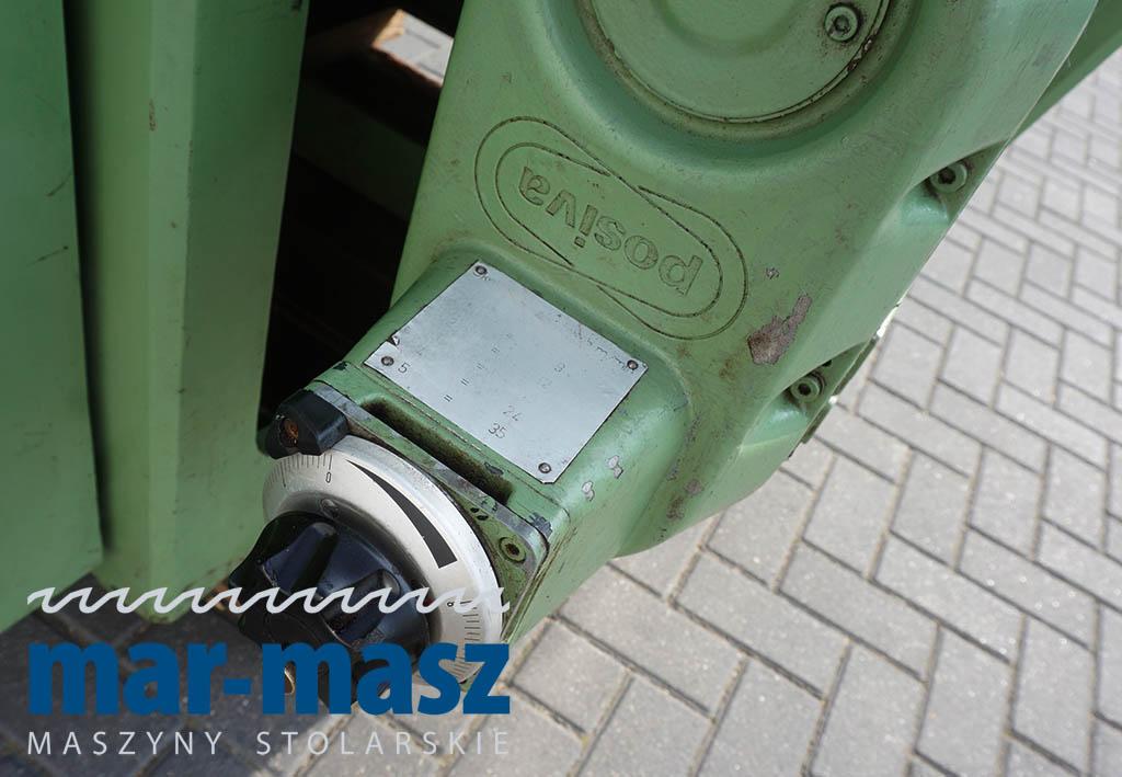 Wielopiła gąsienicowa RAIMANN K-23